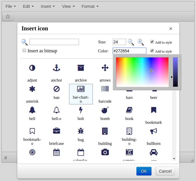 Bootstrap adjust font size phpsourcecode net - Divi font awesome ...