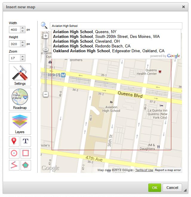 JS+ Google Maps Overview